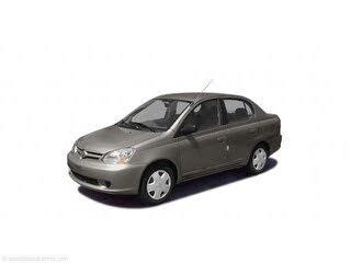 2003 Toyota ECHO 4 Dr STD Sedan