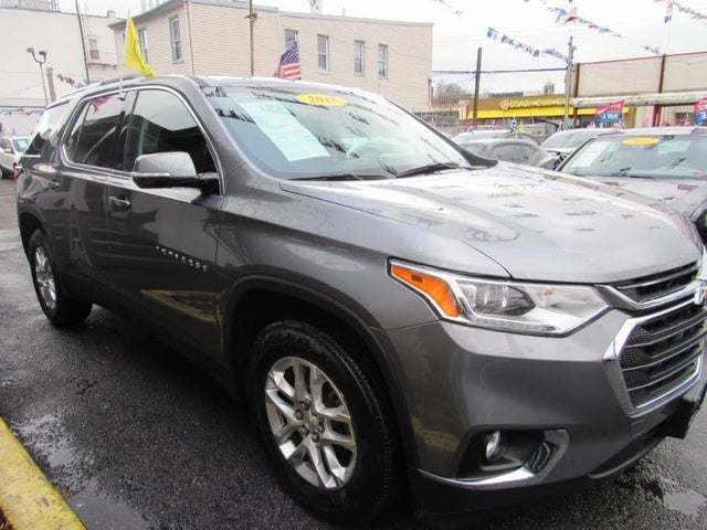 2018 Chevrolet Traverse LT Cloth AWD