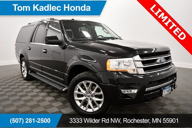 2017 Ford Expedition EL Limited 4WD