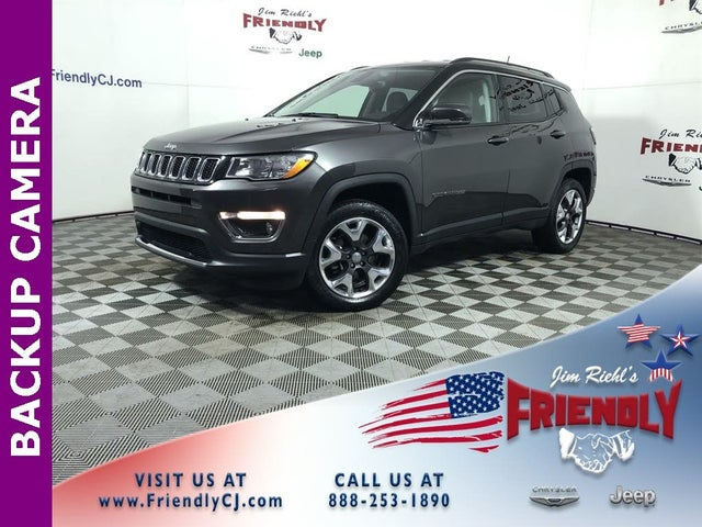 Used Jeep Compass for Sale in Detroit, MI - CarGurus