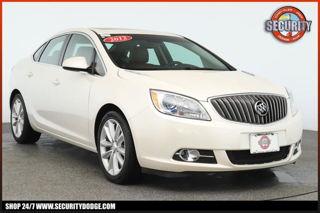 2012 Buick Verano Leather FWD