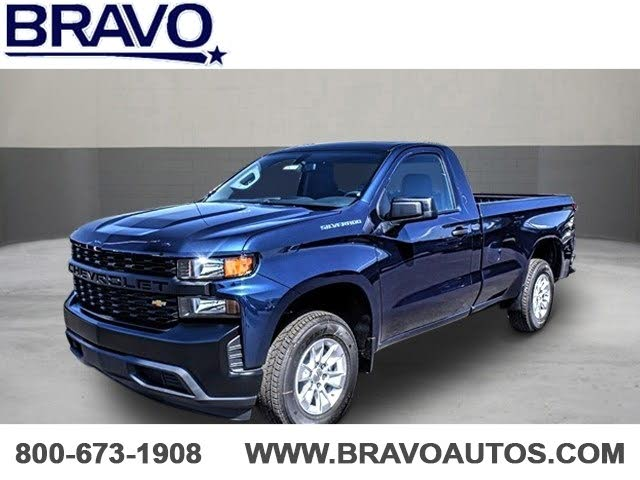 New Chevrolet Silverado 1500 For Sale In El Paso Tx Cargurus