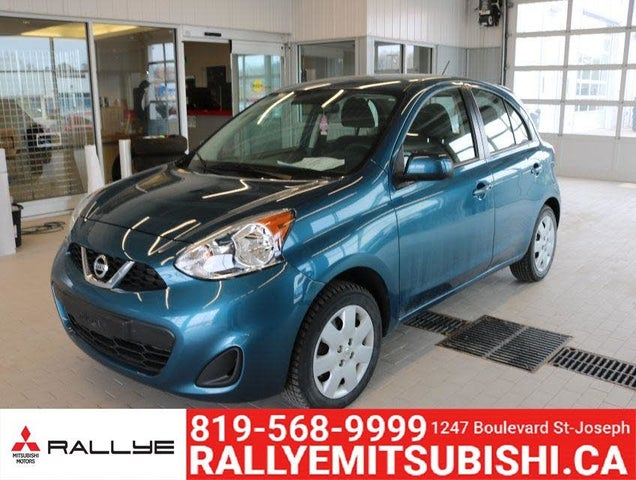 2017 Nissan Micra S FWD