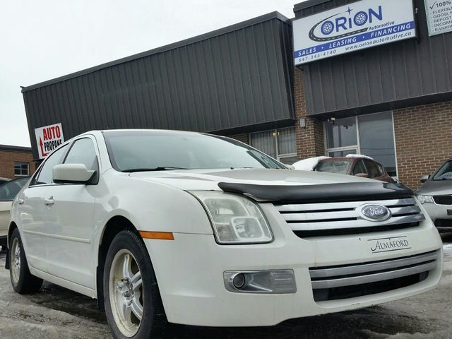 2009 Ford Fusion SEL V6 AWD
