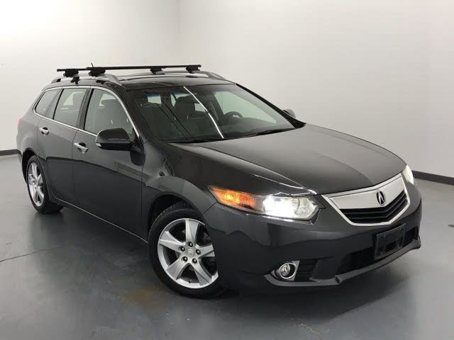 2011 Acura TSX Sport Wagon FWD with Technology Package