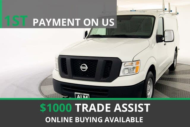 2015 Nissan NV Cargo 3500 HD S with High Roof