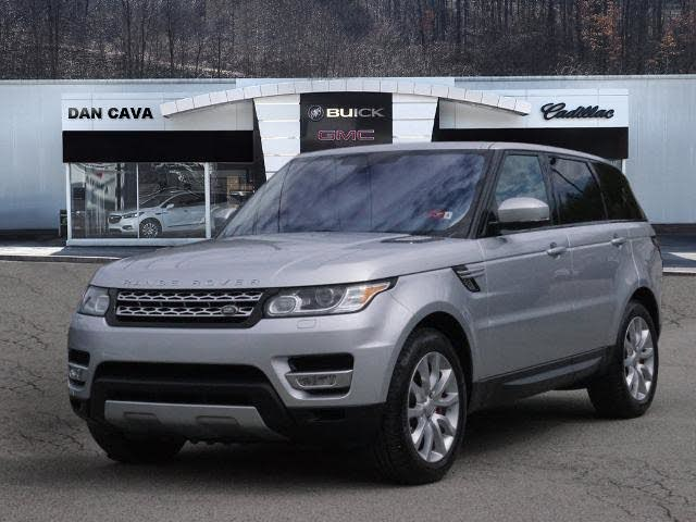 2016 Land Rover Range Rover Sport V8 Supercharged 4WD