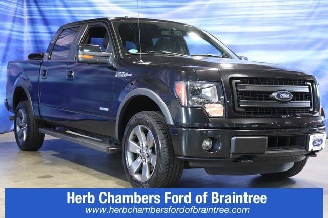 2014 Ford F-150 FX4 SuperCrew 4WD