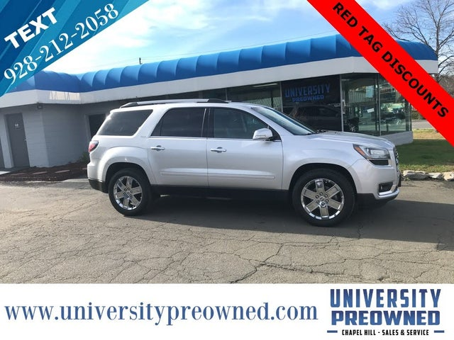 Used GMC Acadia for Sale in Raleigh, NC - CarGurus