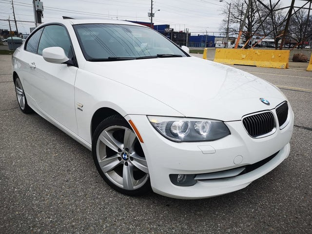 2011 BMW 3 Series 328i xDrive Coupe AWD