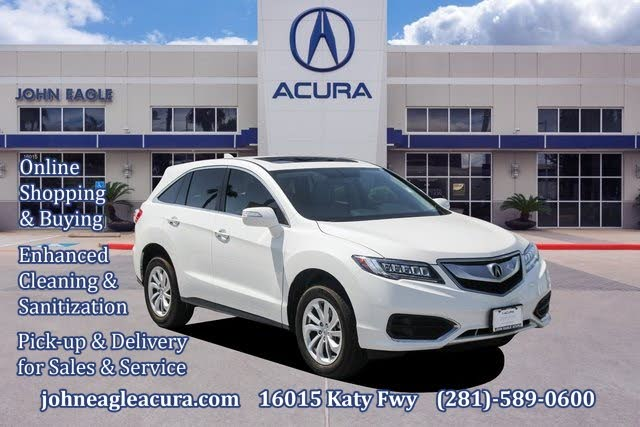 2019 acura rdx for sale in houston  tx