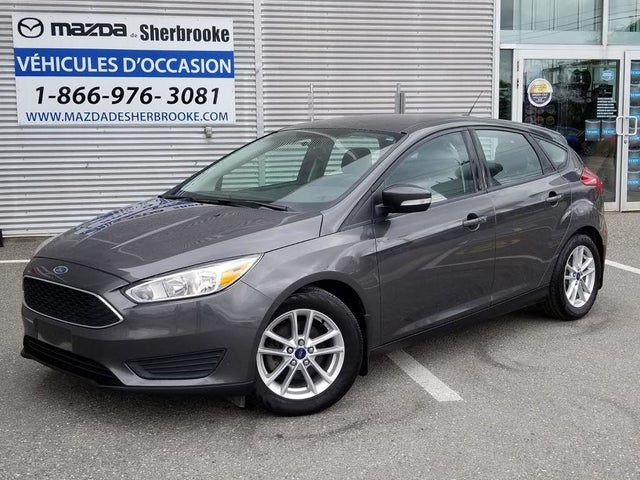 2016 Ford Focus SE Hatchback