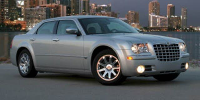 2008 Chrysler 300 C AWD