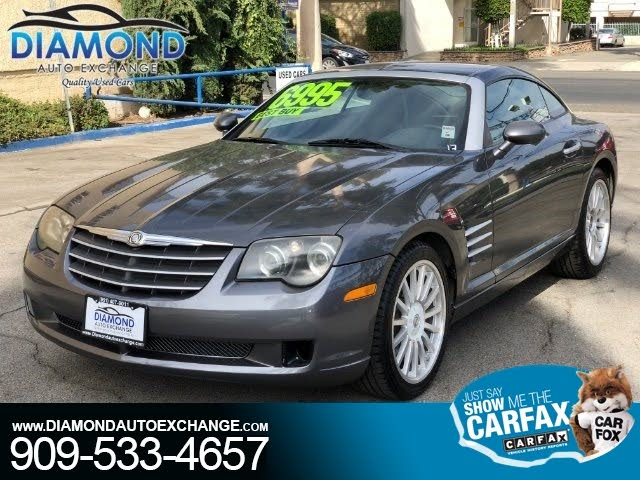 Used Chrysler Crossfire For Sale With Photos Cargurus