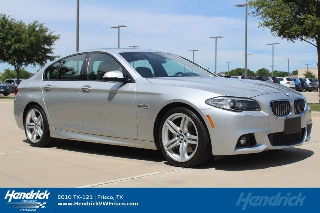 2014 BMW 5 Series 535d xDrive Sedan AWD