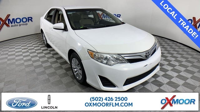 Toyota Dealership Louisville Ky >> 2012 Toyota Camry for Sale in Louisville, KY - CarGurus