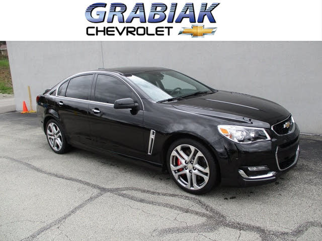 Grabiak Chevrolet Cars For Sale - New Alexandria, PA ...