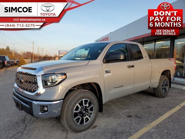 2020 Toyota Tundra TRD Pro Double Cab 5.7L 4WD