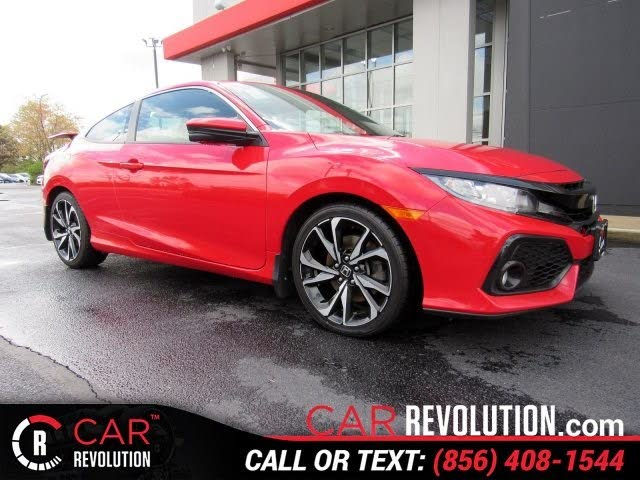 2018 Honda Civic Coupe Si with Summer Tires
