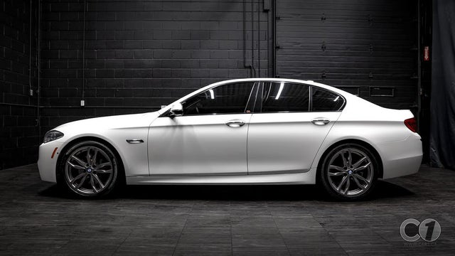 2016 BMW 5 Series 535i xDrive Sedan AWD