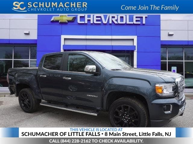 Used Gmc Canyon For Sale In Florham Park Nj Cargurus