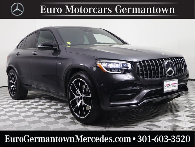 2020 Mercedes-Benz GLC-Class GLC AMG 43 4MATIC Coupe AWD