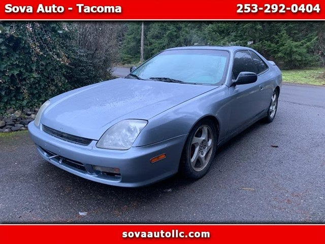 1999 Honda Prelude 2 Dr STD Coupe