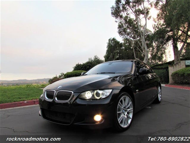 2010 BMW 3 Series 335i xDrive Coupe AWD