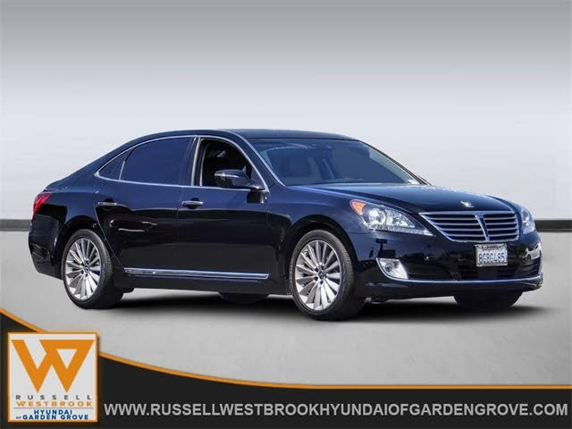 used 2016 hyundai equus for sale with photos  cargurus