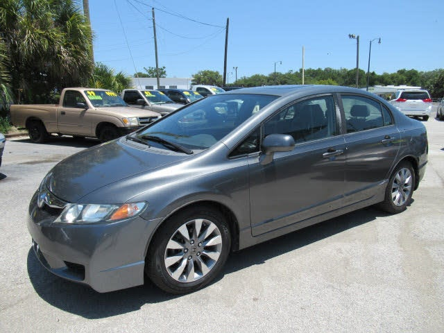 2009 Honda Civic EX with Navigation