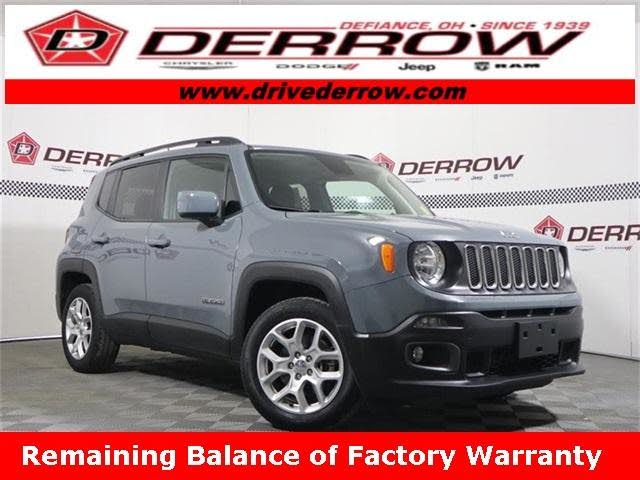 2018 Jeep Renegade Latitude