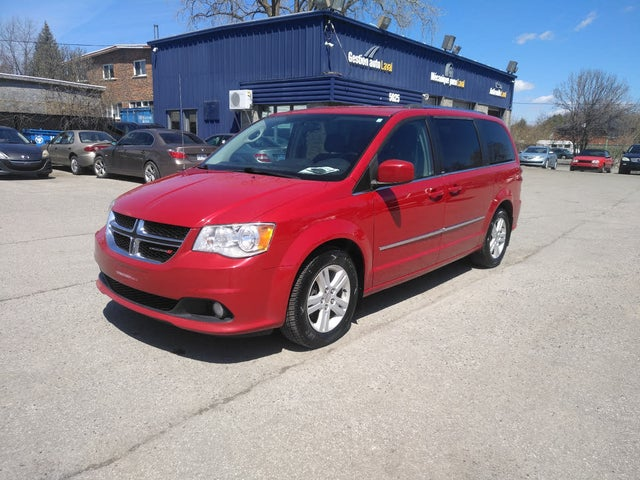 2013 Dodge Grand Caravan Crew Plus FWD