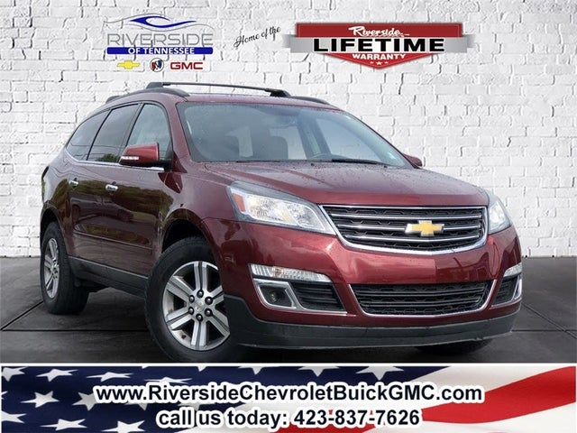 Used Chevrolet Traverse For Sale In Chattanooga Tn Cargurus