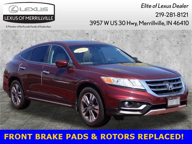 2013 Honda Crosstour EX-L V6 with Navi