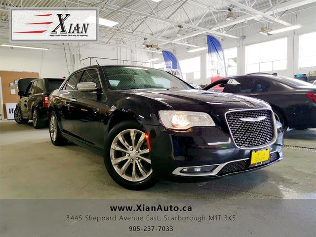 2015 Chrysler 300 C Platinum AWD
