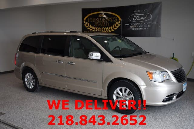 Used 2016 Chrysler Town Country Limited Platinum Fwd For Sale