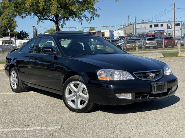 2001 Acura CL 3.2 Type-S FWD