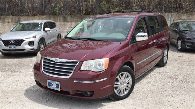 Used 2007 Chrysler Town Country For Sale With Photos Cargurus