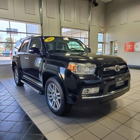 2013 Toyota 4Runner Limited 4WD