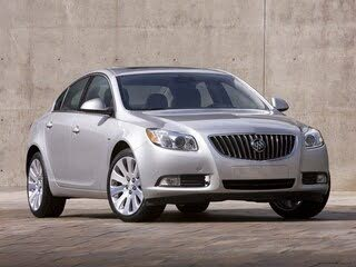 2013 Buick Regal Turbo Sport Sedan FWD