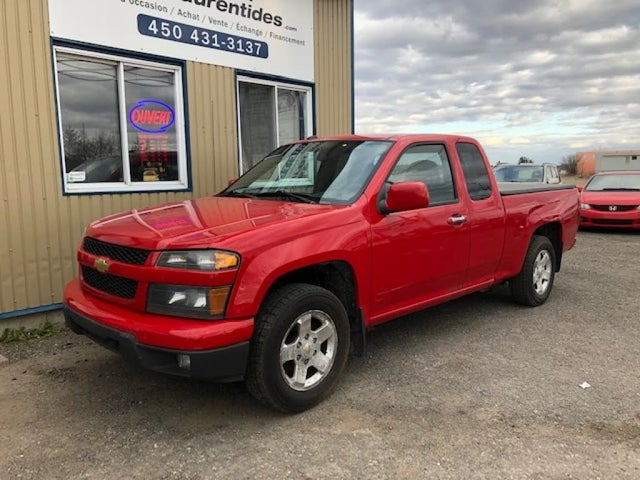 2010 Chevrolet Colorado 1LT Extended Cab RWD