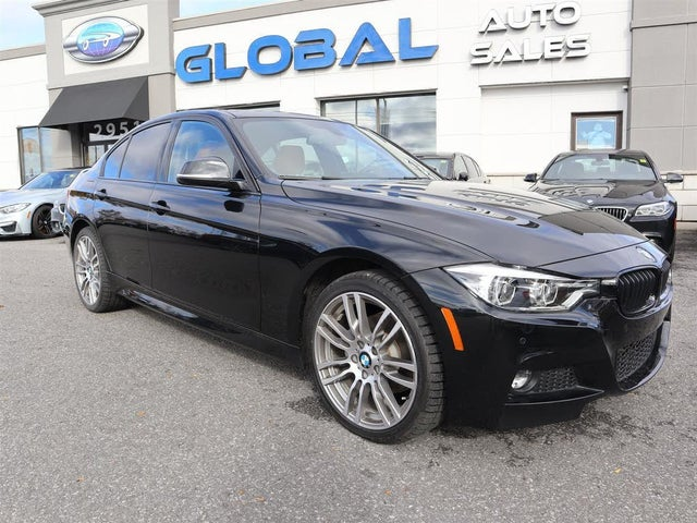 2018 BMW 3 Series 328d xDrive Sedan AWD