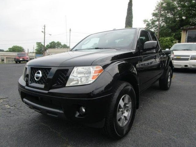 2011 Nissan Frontier PRO-4X King Cab 4WD