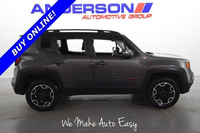 2016 Jeep Renegade Trailhawk 4WD