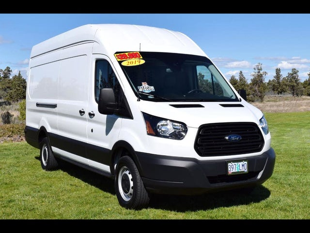 Used 2019 Ford Transit Cargo 250 Extended High Roof Lwb