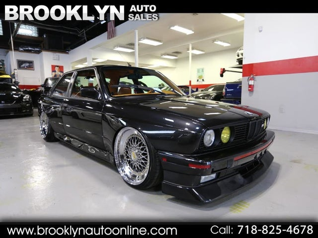 1990 BMW M3 Coupe RWD