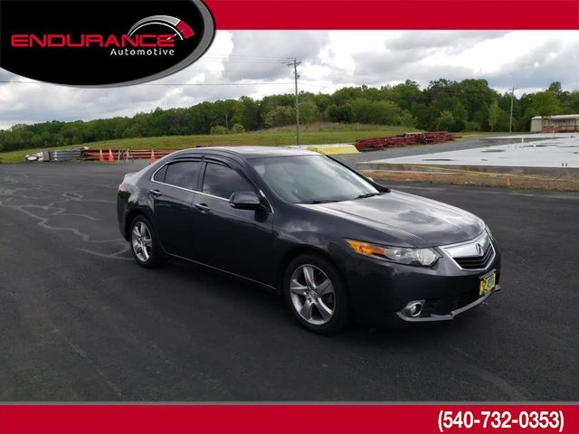 2013 Acura TSX Special Edition Sedan FWD