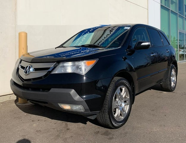2008 Acura MDX SH-AWD with Technology and Entertainment Package