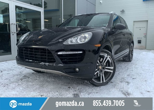 2012 Porsche Cayenne Turbo AWD