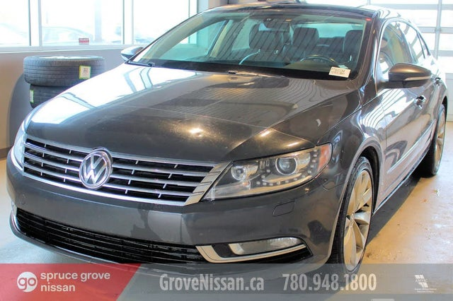 2013 Volkswagen CC VR6 Highline 4Motion AWD